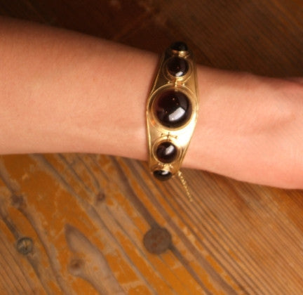 Hidden Locket Bangle