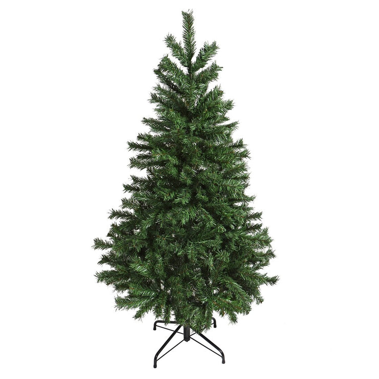 mixed pine artificial christmas tree available in 4ft 5ft and 5ft sizes