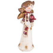 Mr Crimbo Angel Ornament Resin Christmas Decoration