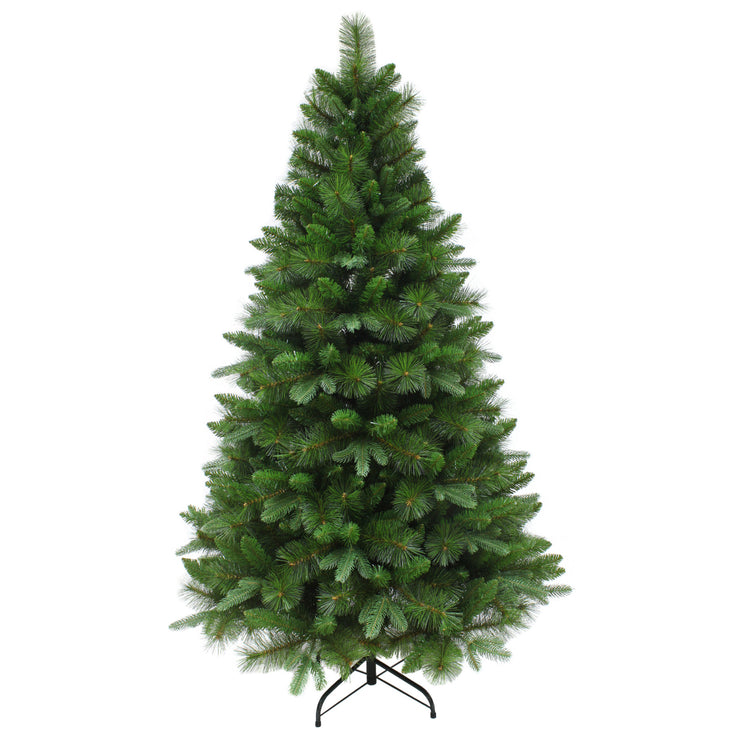 luxury green spruce pine tree in 6ft or 7ft sizes