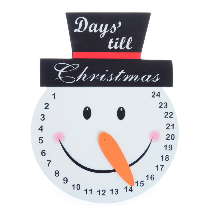 christmas snowman days til christmas countdown click with snowman face