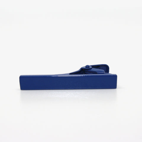 Hyphen Tie Bar- Cobalt Blue