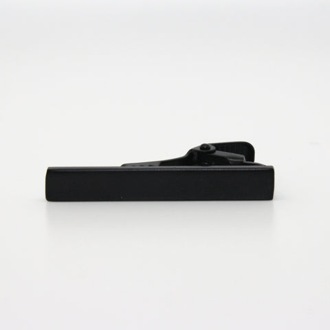 Hyphen Tie Bar - Matte Black