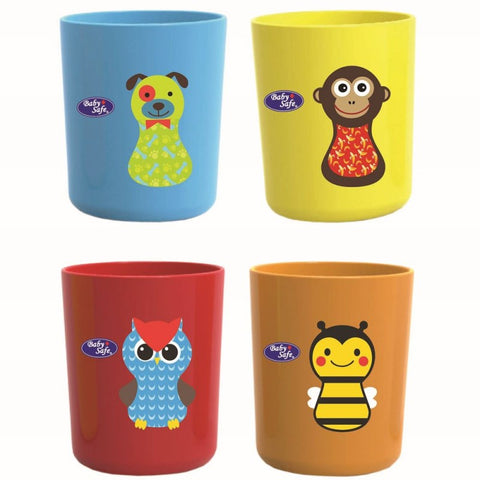 Baby Safe Tumbler Cup Animal Series