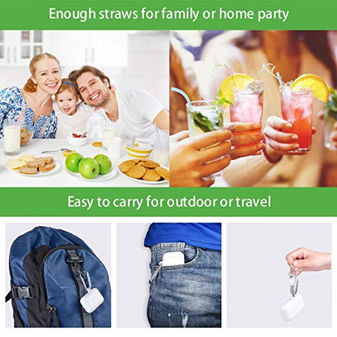 Easy to Carry Straw for Traveling