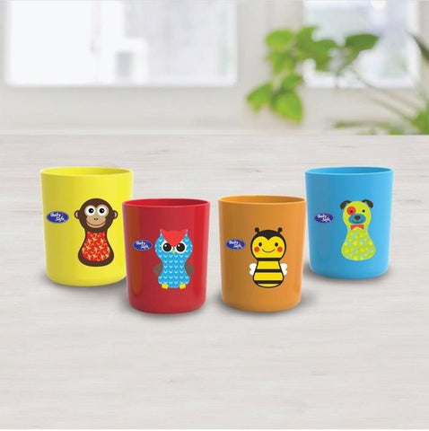 Image of Baby Safe Tumbler Cup Animal Design