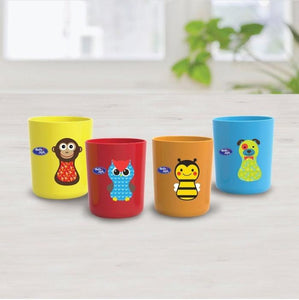 Baby Safe Tumbler Cup Animal Design