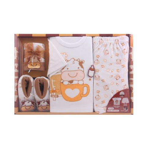 Kiddy KD 11-148 Cow Baby Newborn Gift Box