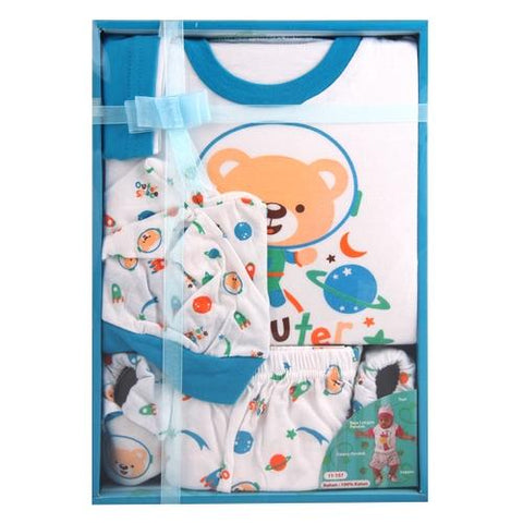 Kiddy KD 11-157 Bear Into Space Baby Newborn Gift Box