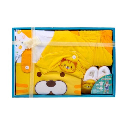 Image of Kiddy KD 11-154 Cat Baby Newborn Gift Box