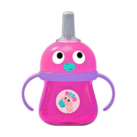 Baby Cup with Straw Lid 125ml