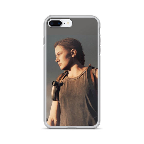 Abby Style TLOU 2 iPhone Case [The Last Of Us Part 2]