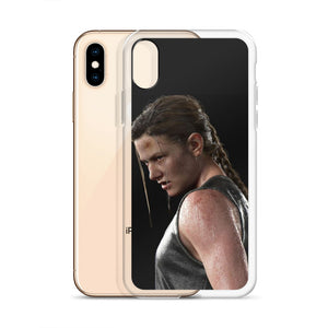 Abby Fighting Mode TLOU 2 iPhone Case [The Last Of Us Part 2]