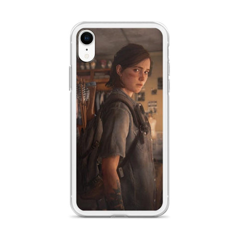 Image of Ellie Adventure Mode TLOU 2 iPhone Case [The Last Of Us Part 2]