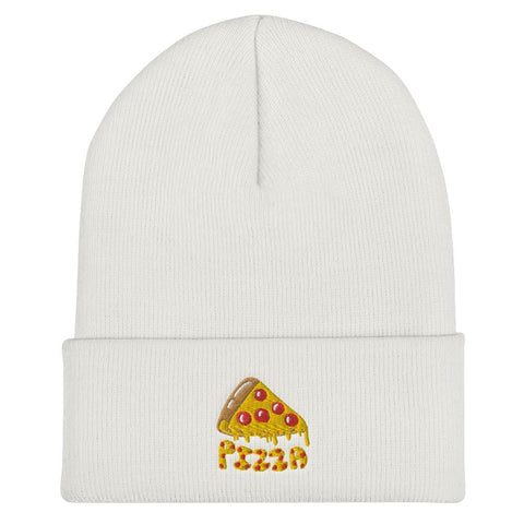 Fun Time Pizza Beanie