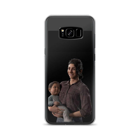 Image of Dina and JJ TLOU 2 Samsung Case [The Last Of Us Part 2]