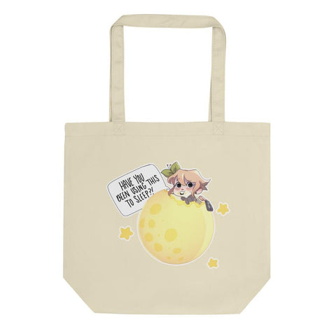 Image of Cherri's Cheese Bed Eco Tote Bag
