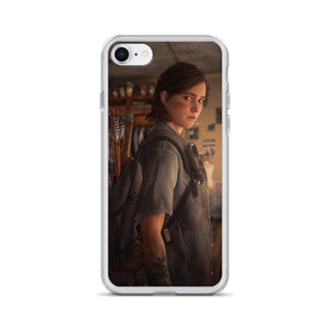 Ellie Adventure Mode TLOU 2 iPhone Case [The Last Of Us Part 2]