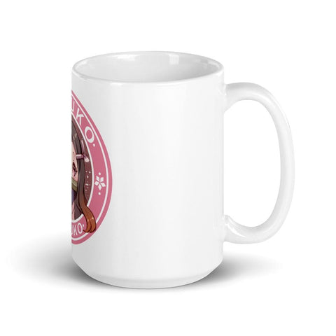 Image of [Bunbby] Nezuko Demon Slayer Coffee Mug