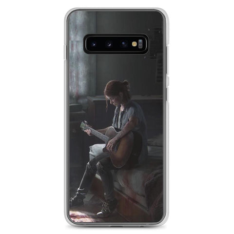 Image of Ellie Being Alone TLOU 2 Samsung Case [The Last of Us Part 2]