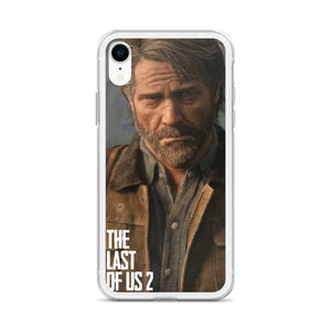 Joel TLOU 2 iPhone Case [The Last of Us Part 2]