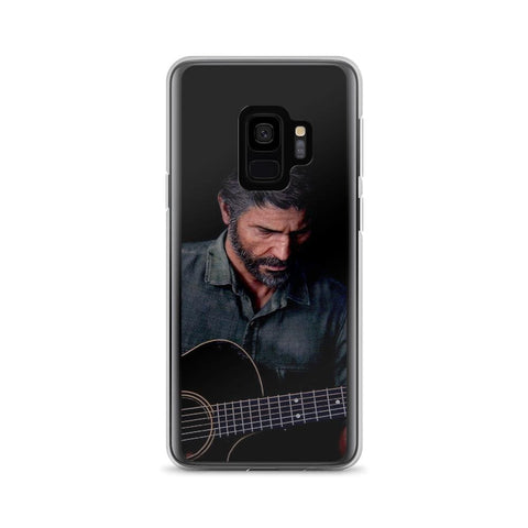 Joel Playing Guitar TLOU 2 Samsung Case [The Last of Us]