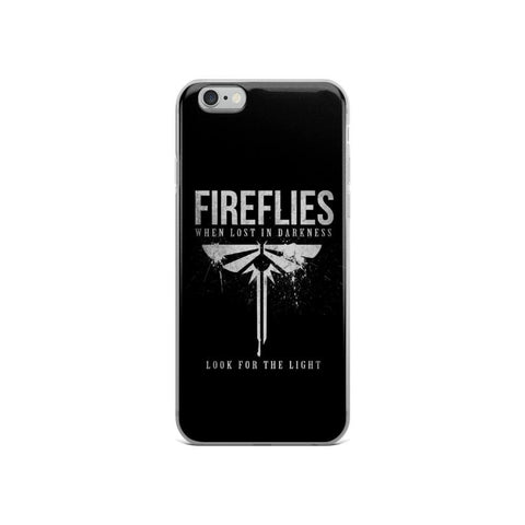 Fireflies TLOU 2 iPhone Case [The Last of Us Part 2]