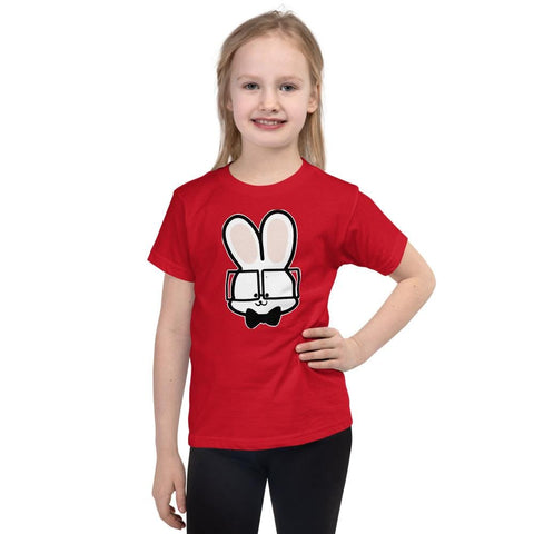 Bunny Kids T-Shirt 2-6 Years (White, Black, Grey, Navy and Red)