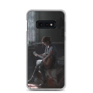Ellie Being Alone TLOU 2 Samsung Case [The Last of Us Part 2]