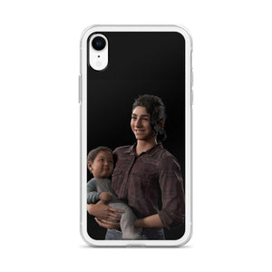 Dina and JJ TLOU 2 iPhone Case [The Last Of Us Part 2]