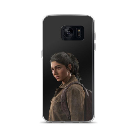 Image of Dina TLOU 2 Samsung Case [The Last Of Us Part 2]