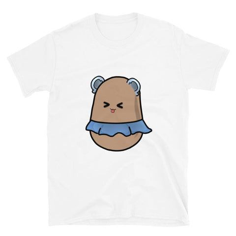 Potato Berry Unisex T-Shirt (White, Grey, Black, Navy)