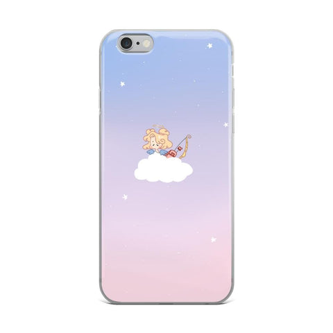 Cherri on Cloud iPhone Case