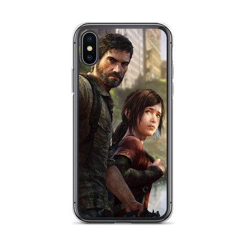 Image of Joel and Ellie TLOU iPhone Case [The Last of Us Part 2]