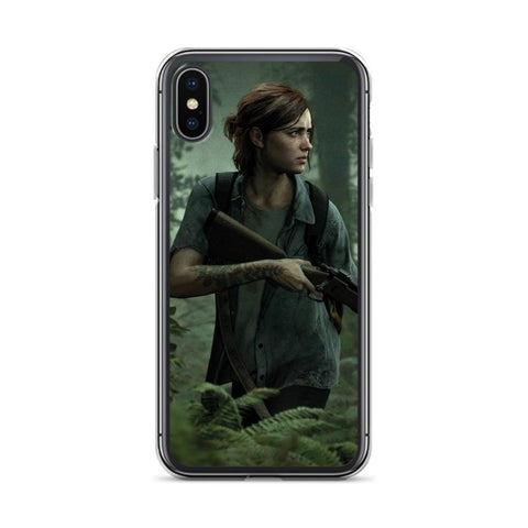 Image of Jungle Girl iPhone Case