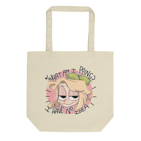 Image of Cherri No Idea Expression Eco Tote Bag