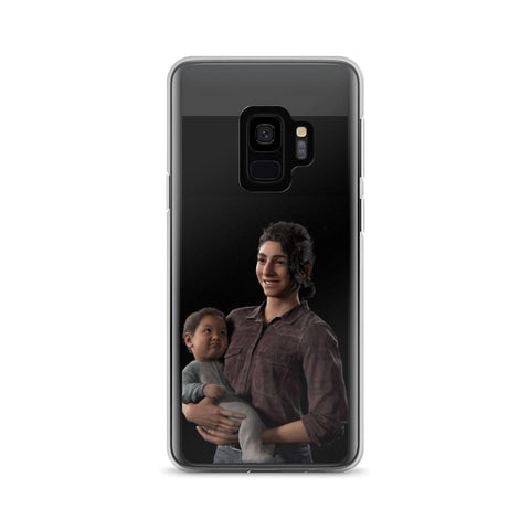 Dina and JJ TLOU 2 Samsung Case [The Last Of Us Part 2]