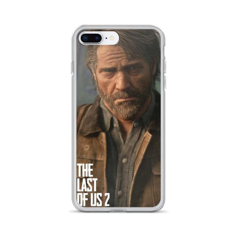 Image of Joel TLOU 2 iPhone Case [The Last of Us Part 2]