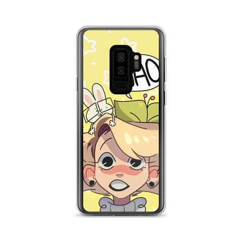 Cherri's Face Samsung Case (Yellow)