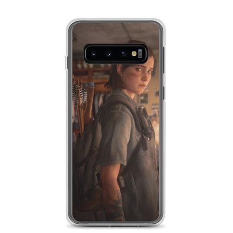 Ellie Adventure Mode TLOU 2 Samsung Case [The Last Of Us Part 2]