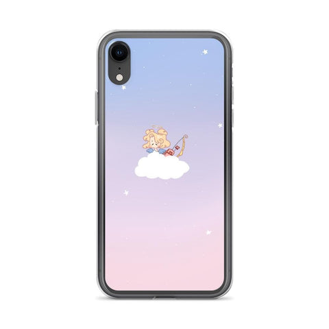Image of Cherri on Cloud iPhone Case