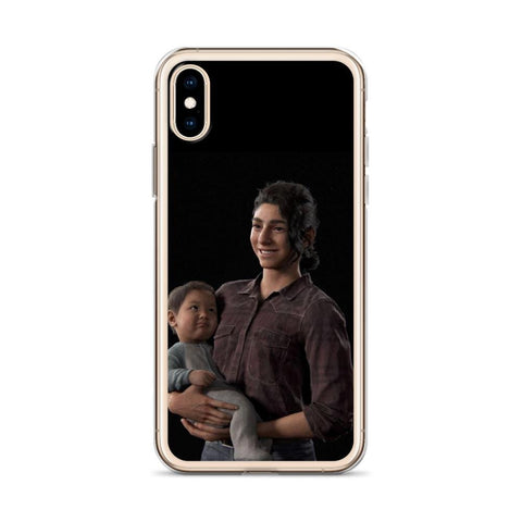 Image of Dina and JJ TLOU 2 iPhone Case [The Last Of Us Part 2]
