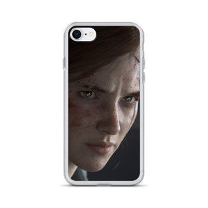Ellie's Revenge TLOU 2 iPhone Case [The Last of Us Part 2]
