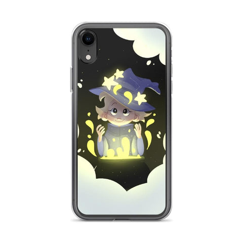 Image of Cherri the Magician iPhone Case
