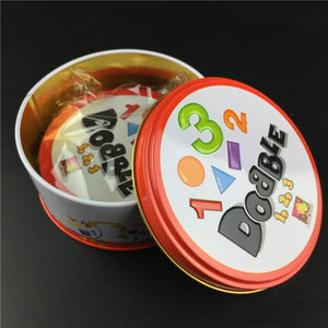 Dobble Spot It Cards Game
