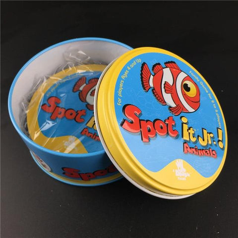 Image of Dobble Spot It Cards Game