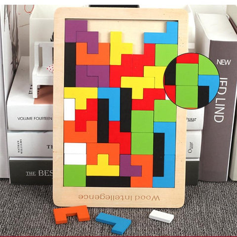 Image of Amazing Tetris Puzzle