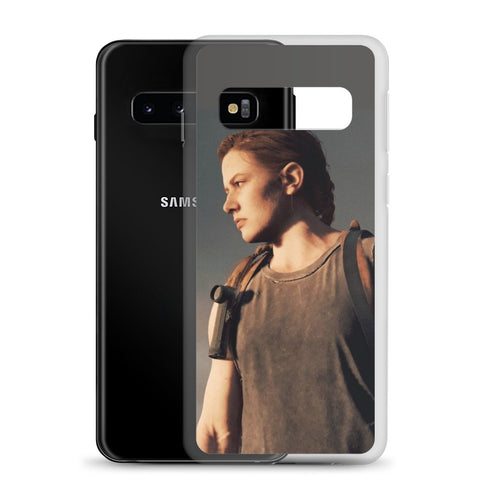 Abby Style TLOU 2 Samsung Case [The Last Of Us Part 2]