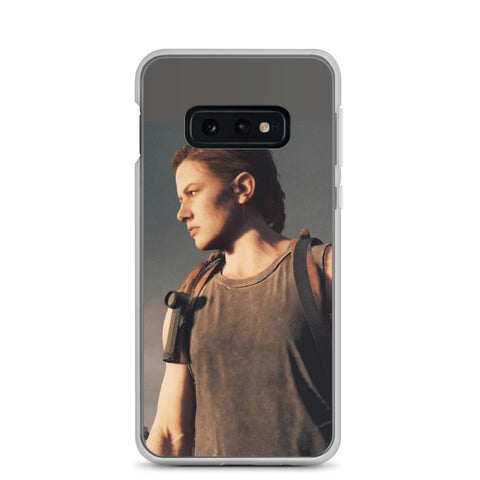 Image of Abby Style TLOU 2 Samsung Case [The Last Of Us Part 2]