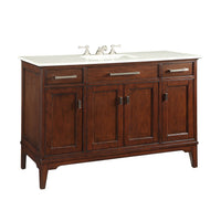 "49"" Benton Collection Theron Bathroom Sink Vanity # GD-6602-48"